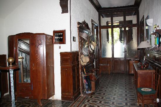 Maison Eloi Merle : Hall d'entrée