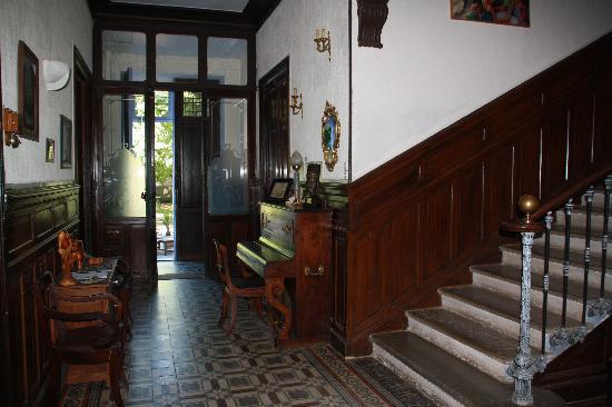 Maison Eloi Merle : Hall d'entrée bis