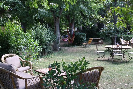 Maison Eloi Merle : Jardin + Hamacs + ping-pong