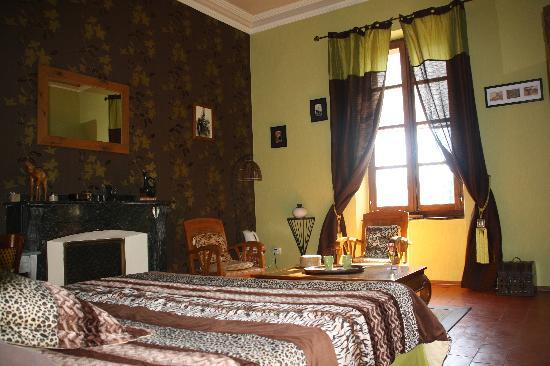 Maison Eloi Merle : Chambre Coloniale