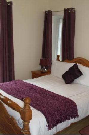 Rose Park House Bed and Breakfast: Habitación