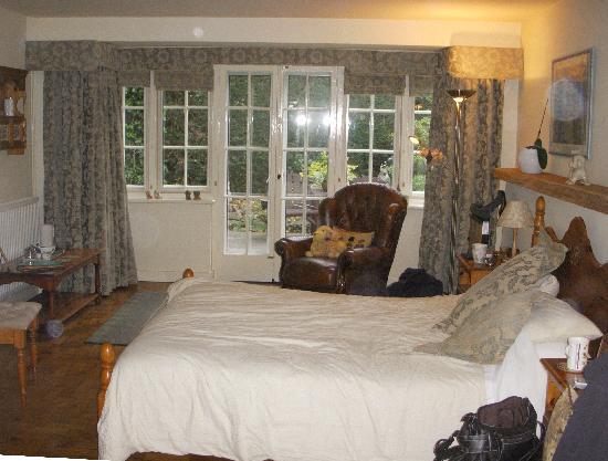 Park Cottage: Lovely bedroom