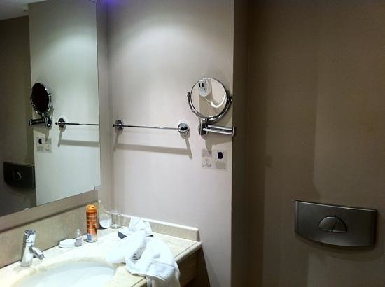 Ramada Resort Bodrum: Nice and clean bathroom