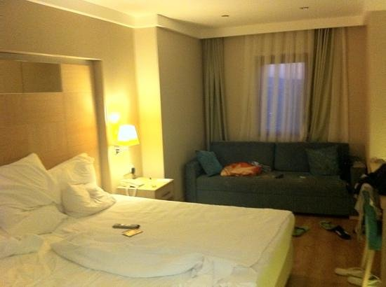 Ramada Resort Bodrum: Our room