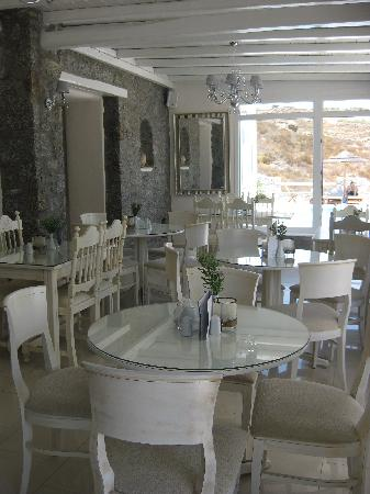 Paradise View Hotel: Indoor dining area