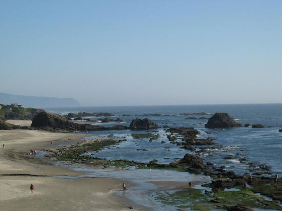Adobe Resort: Beach at Seal Rock Recreation Area