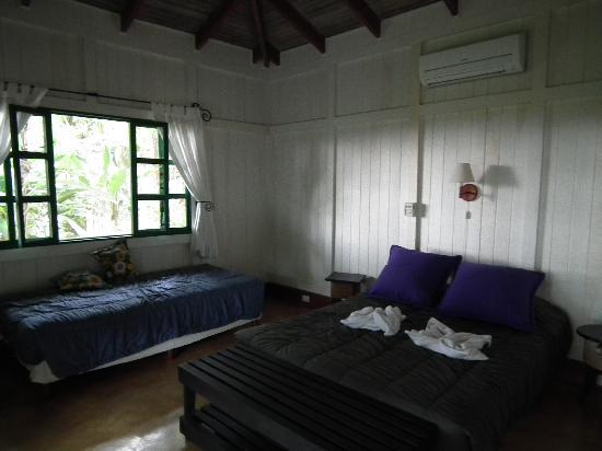 Hotel Villas Gaia: Chambre