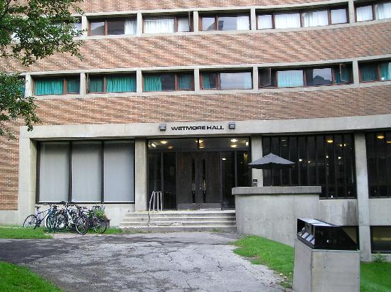 University of Toronto - New College Residence - Wilson Hall Residence: Wetmore Residence Hall