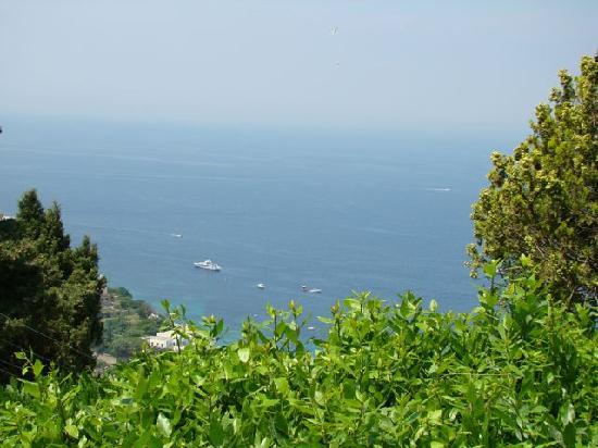 Ristorante Capricorno: View from Capricorno