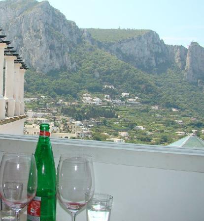 Ristorante Capricorno : View from Capricorno 2