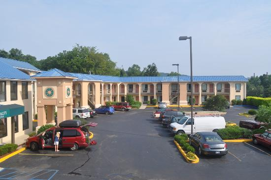 Ashland, KY: View of hotel