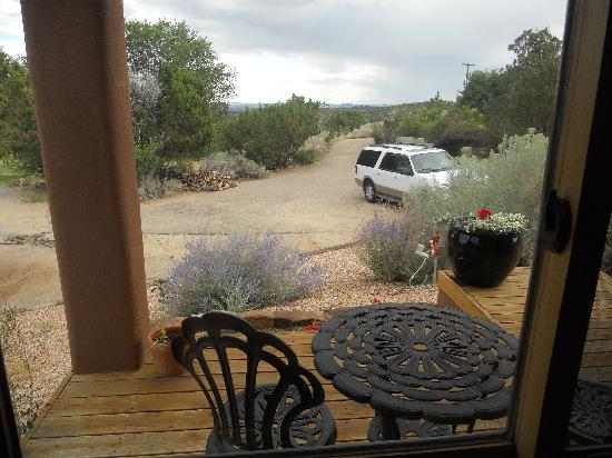 The Bobcat Inn: From from our porch