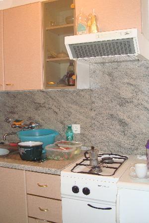 La Casa di Elisa: Cucinino