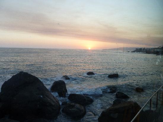 Punta Morro: More sunset