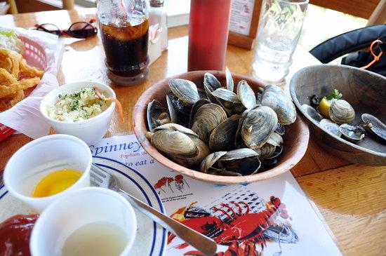 Spinney's Oceanfront Restaurant