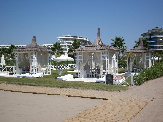 Voyage Belek Golf & Spa: Pavillion