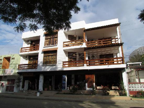 Hotel Pacífico: An external view of the hotel