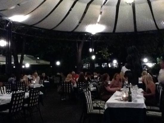 dinner at madera = WOW!