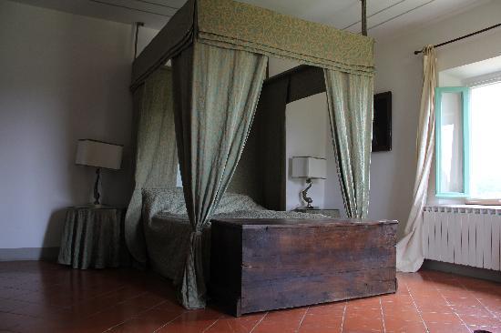 Villa Rignana: Toom