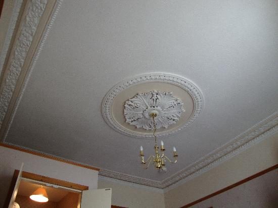 Abonny Guest House: Nice Ceiling