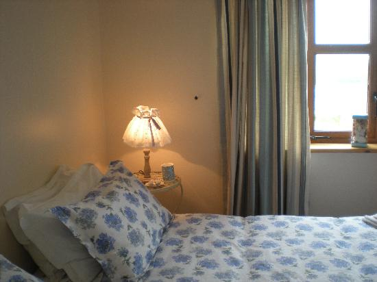 Clifden Bay Lodge: chambre Inismurray vue mer