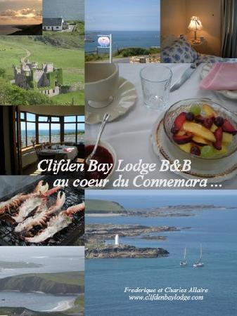 Clifden Bay Lodge: Clifdenbaylodge