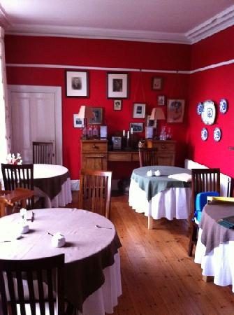 Glen Country House: dining