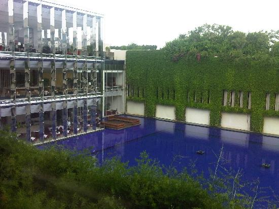 The Oberoi, Gurgaon: View from the room