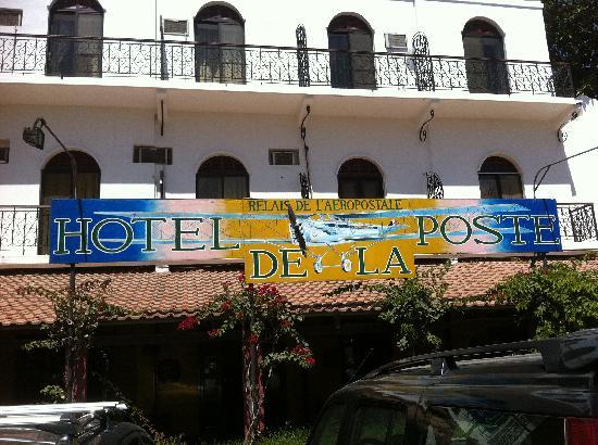 Hotel De La Poste Saint Louis