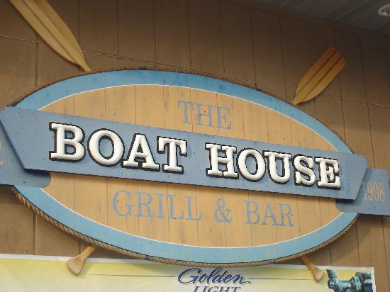 The Boat House Grill & Bar: Boat House