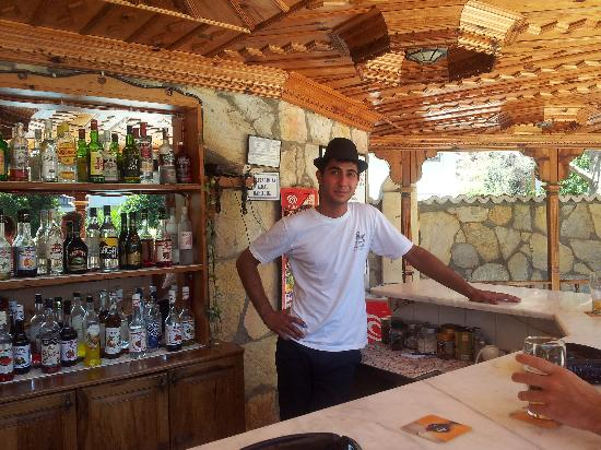 Hotel Asur /Assyrian Hotel: The Best Barman