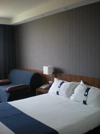 Holiday Inn Express Campo de Gibraltar - Barrios: Camera da letto