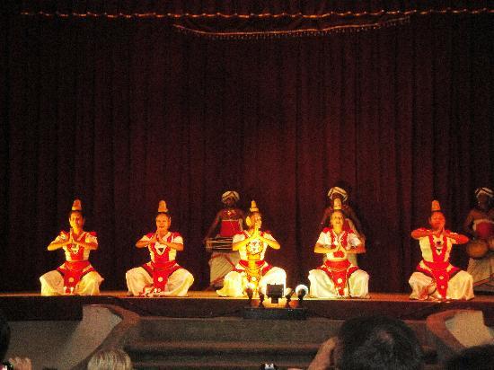 Kandyan Dance Performance: The Pooja Dance.