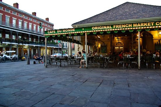 Cafe B New Orleans