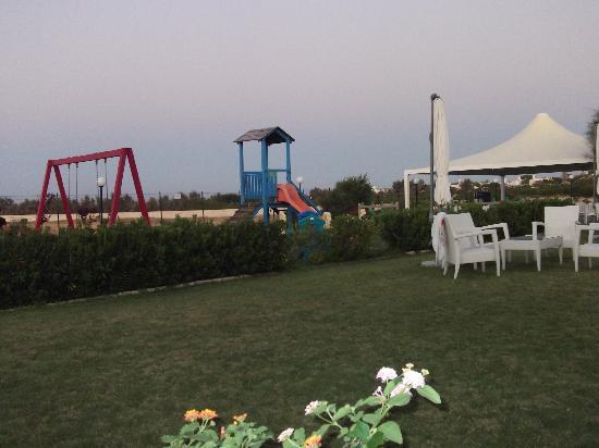 Residence Club Barbara: Parco giochi
