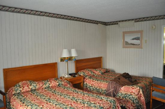 Howard Johnson Bristol: Our room