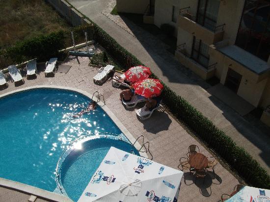 Hotel Veris: pool