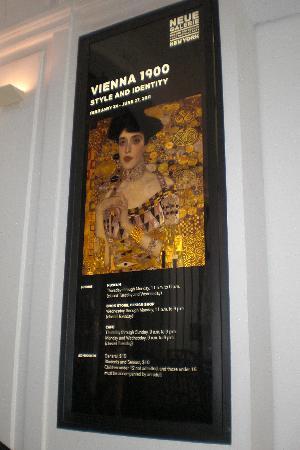 Neue Galerie: Gustav Klimt - Adele Bloch-Bauer