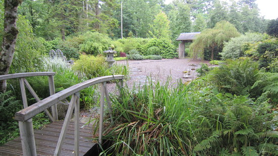 Strathcarron, UK: The Japanese Garden
