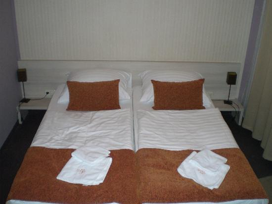 Star City Hotel: Bed