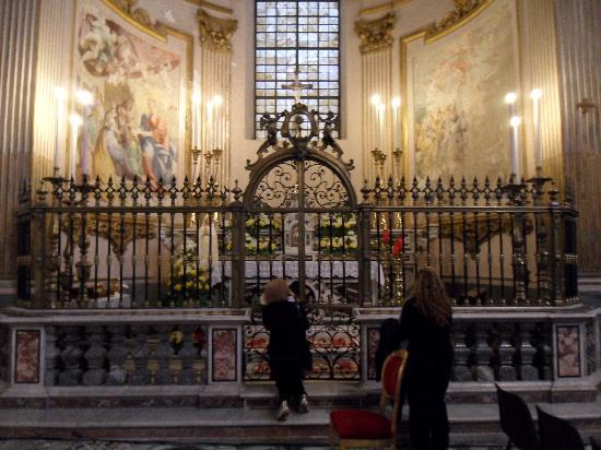 Hotel Montestella: Catedral de Salerno