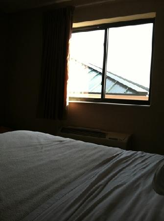 Comfort Inn: Ahh, the views.