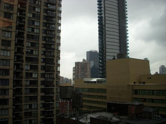 ذا بيرل نيويورك: View from our room