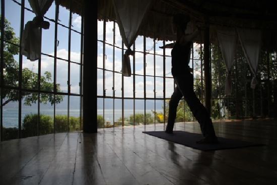 Hotel IslaVerde: yoga