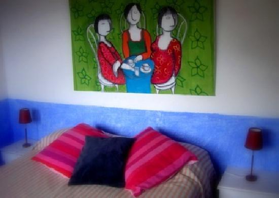 Hotel IslaVerde: bedroom
