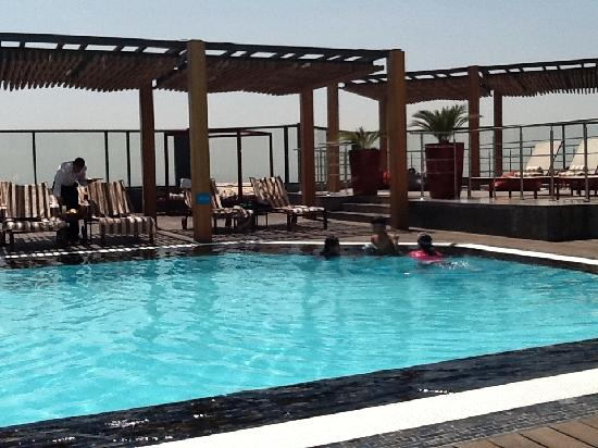 Fairmont Cairo, Nile City: The website and other reviewers have posted great pics-just the pool missing. This is the adult
