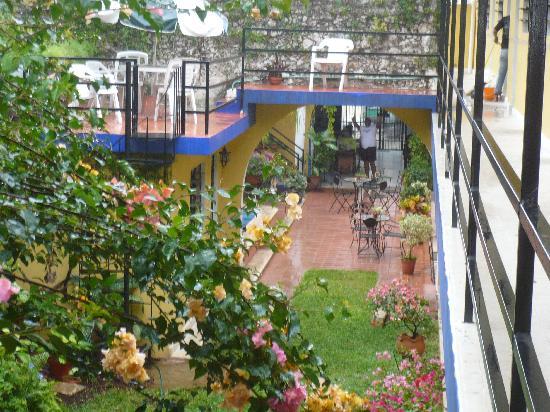 Hotel Mucuy: vista desde nuestra habitacion
