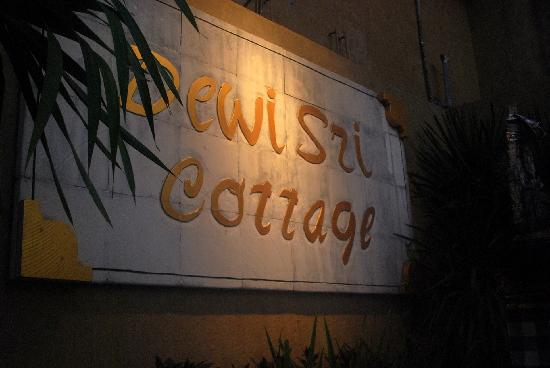 Dewi Sri Hotel: Upon arrival