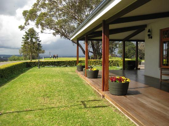 Heidis Hunter Valley: Audrey Wilkinson's = Pure Vista