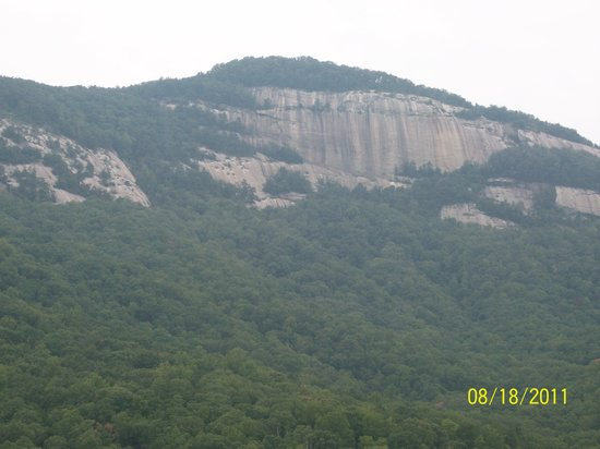 South Carolina: Table Rock Mountain